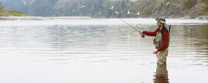 Для ловли щуки, обитающей на глубине, прежде всего, необходимы снасти.