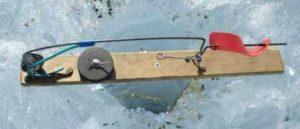 изготовление самодельных жерлиц для ловли щуки