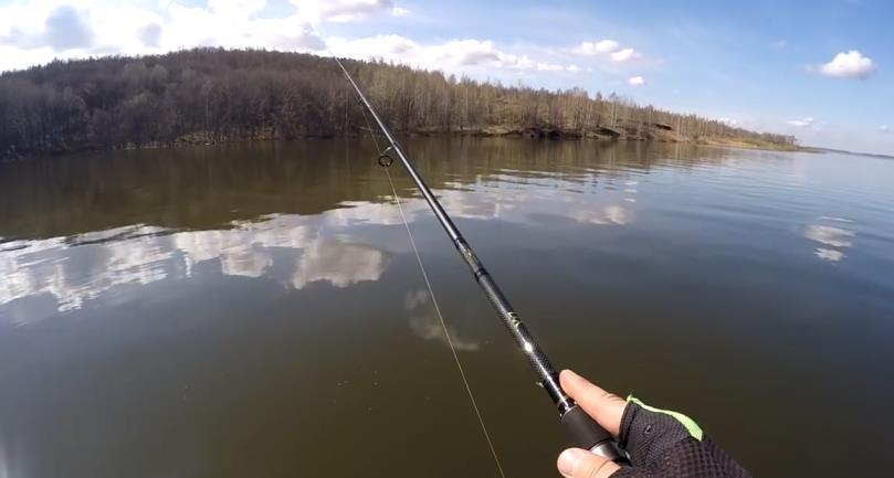 когда и где ловить судака весной