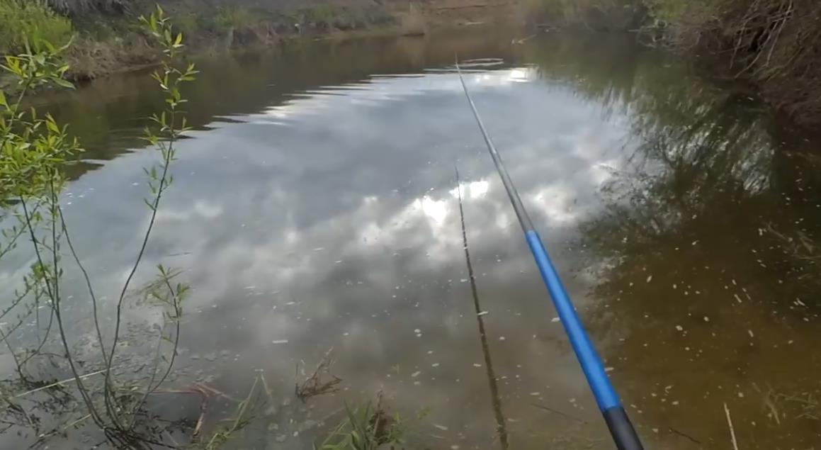 Ловля на поплавок ранней весной