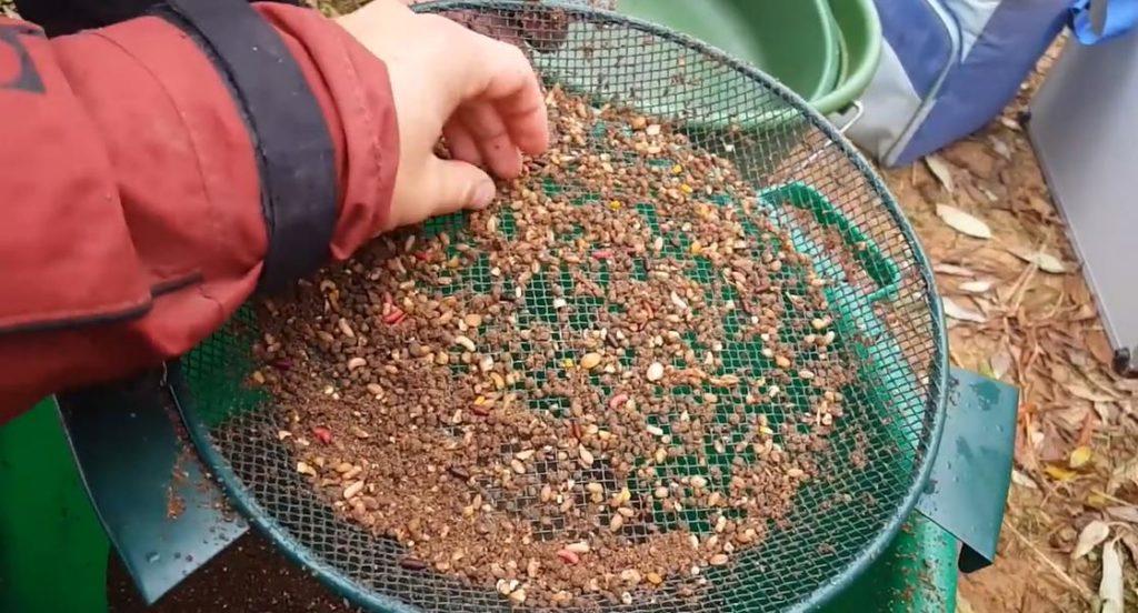 прикормка на осеннюю плотву
