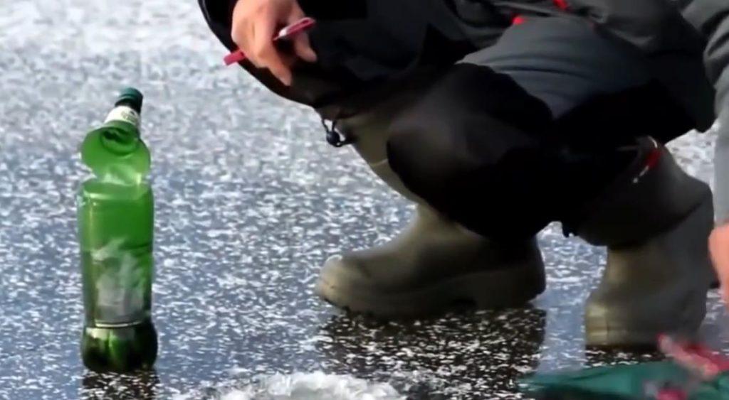 Тактика ловли щуки зимой