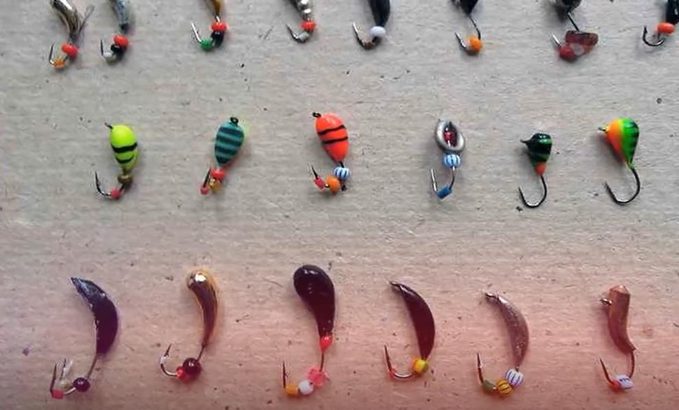 мормышки для зимней плотвы