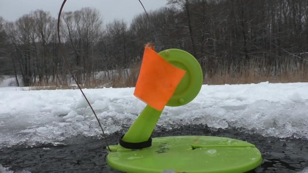 Поиск щуки зимой