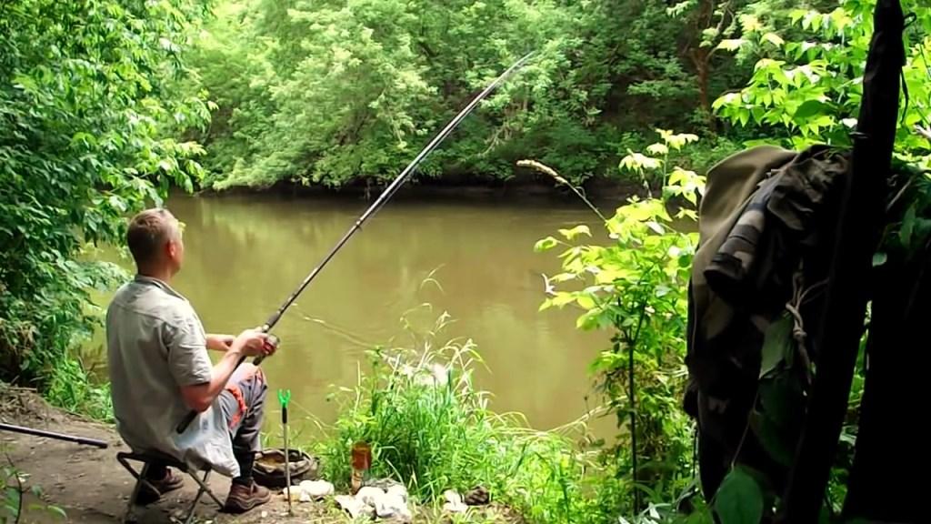Рыбалка на малых реках
